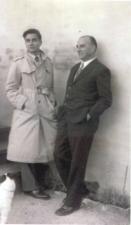 Frederico Carvalho e Rómulo de Carvalho